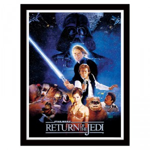 Cadre Return of Jedi Star Wars