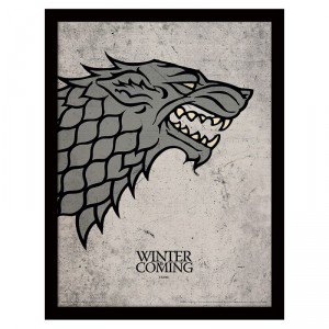 Cadre Stark Game of Thrones