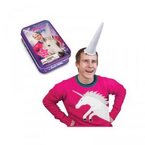 La corne de licorne gonflable de déguisement