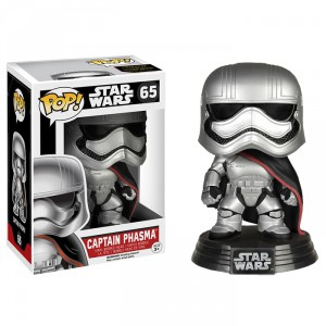 Figurine Pop! Star Wars Episode 7 Captain Phasma
