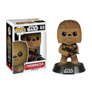 Bobble Head POP Star Wars EP7 Chewbacca