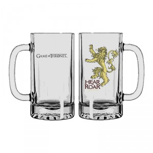Chope à Bière Game of Thrones Lannister