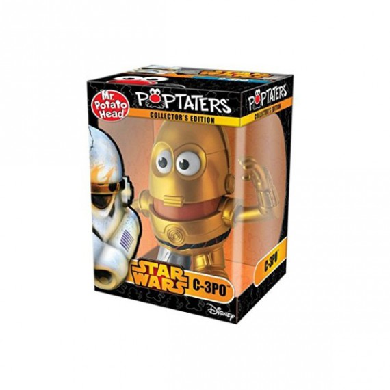 Monsieur Patate Star Wars C-3PO 15 cm