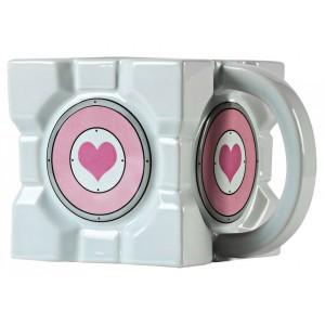 Mug Portal Companion Cube