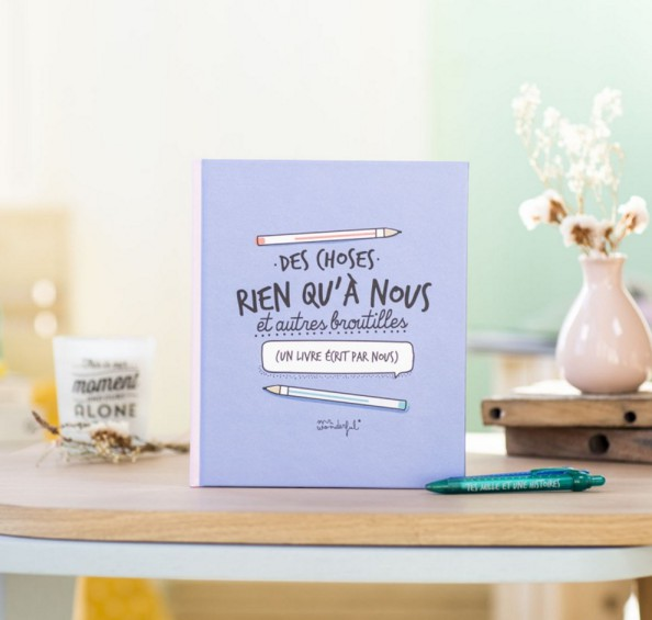 kit livre stylo des choses rien qu 39 nous et autres broutilles. Black Bedroom Furniture Sets. Home Design Ideas