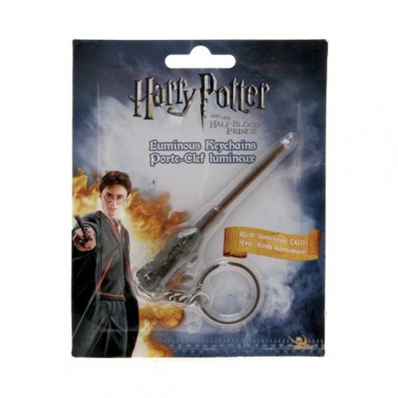 Porte-clés lumineux baguette Harry Potter