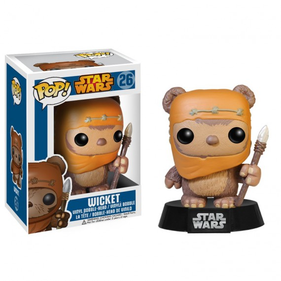 Figurine POP Star Wars Ewok
