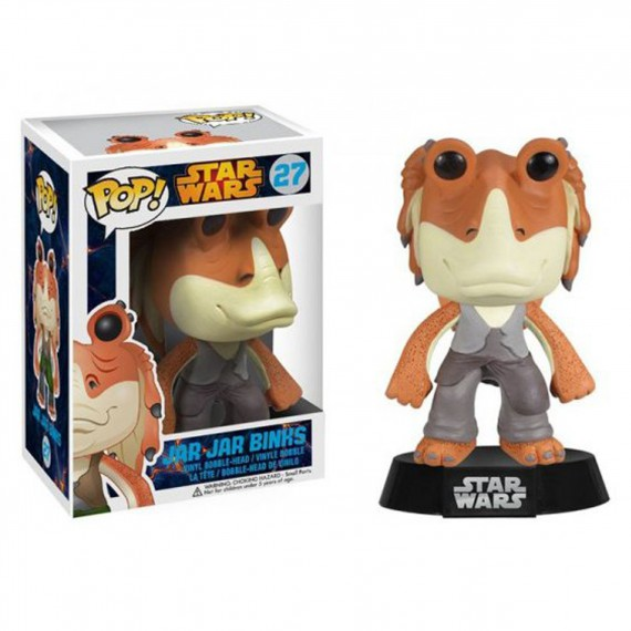 Figurine Pop Star Wars Jar Jar Binks