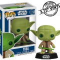 Figurine Pop Bobble head Star Wars Yoda