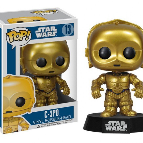 Figurine Pop Star Wars C-3PO