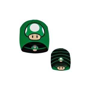 Bonnet Nintendo Mushroom Reversible