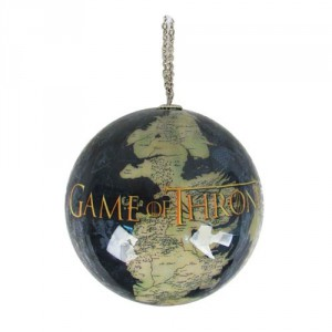 Décoration de Noel Game Of Thrones Carte Westeros