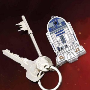 Porte clé lumineux R2D2 star wars