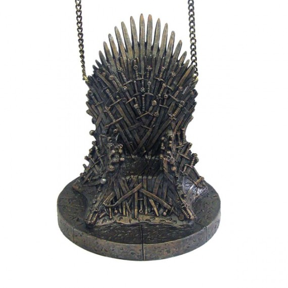 Décoration de Noel Game Of Thrones Trone de Fer
