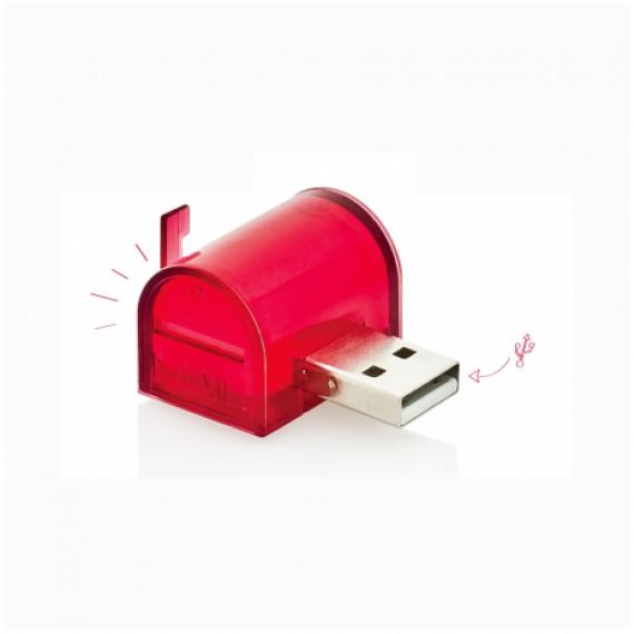 Avertisseur d'emails boite aux lettres
