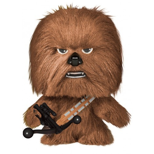 peluche funko star wars chewbacca fabrikations. Black Bedroom Furniture Sets. Home Design Ideas