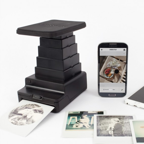 Imprimante photo Instant Lab universal - Impossible