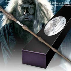 Réplique baguette Harry Potter Albus Dumbledore