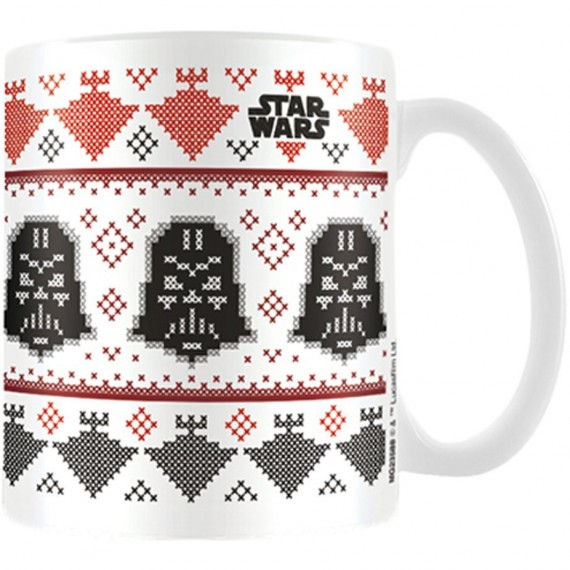 Mug Star Wars Darth Vader Xmas