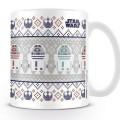Mug Star Wars R2-D2 Xmas