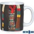 Mug Doctor Who 4th Doctor