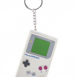 Porte Clé GameBoy PVC