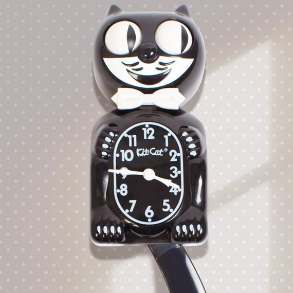 Horloge Kit Cat Noir