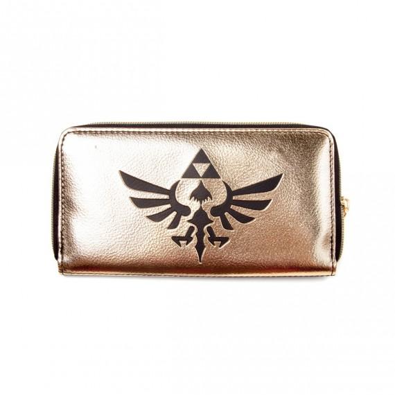 Portefeuille Femme The Legend of Zelda Golden