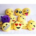 Coussins emoji