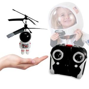 Astronaute radiocommandé