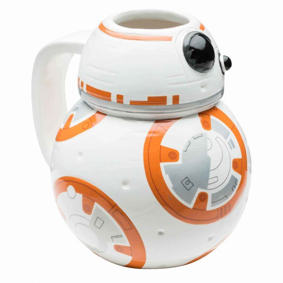 Mug Star Wars 3D BB-8