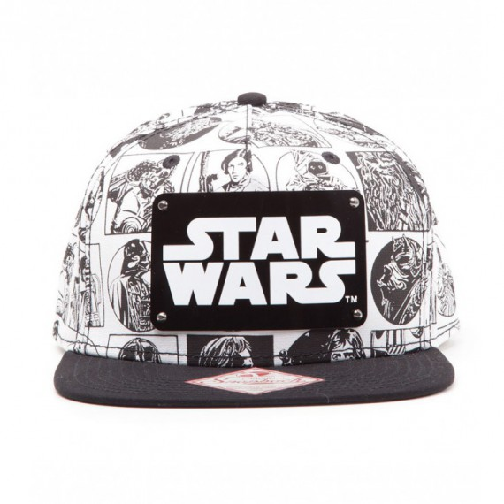 Casquette Star Wars Comic Style