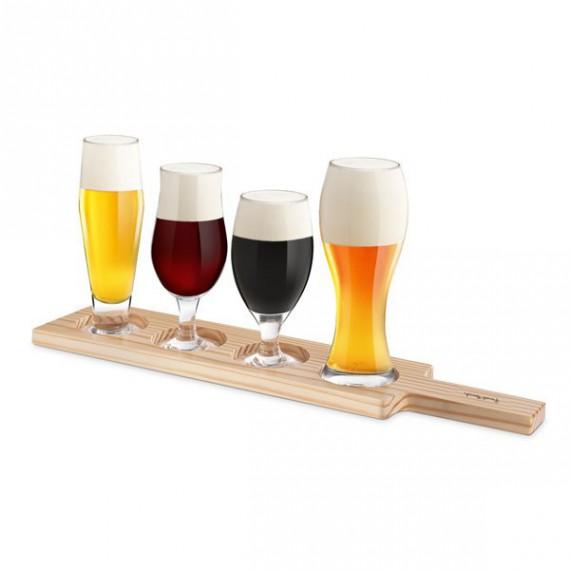Coffret Verres à Bière de Dégustation