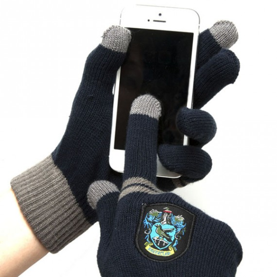 Gants e-touch Harry Potter Serdaigle