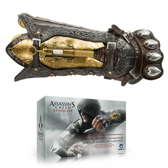 Bracelet Lame Secrète Assassin's Creed Syndicate