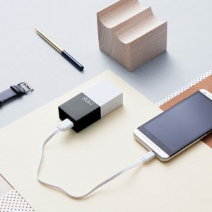 Batterie Externe Power Bank Mobcube