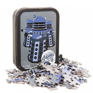 Puzzle Doctor Who Daleks