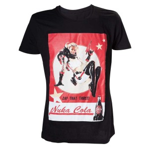 T-shirt Fallout 4 Nuka Cola