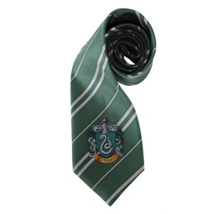 Cravate Harry Potter Serpentard