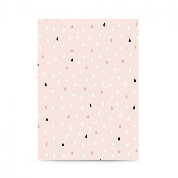 Notebook Gouttes