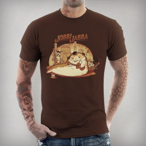 T-shirt Jobbi Jabba
