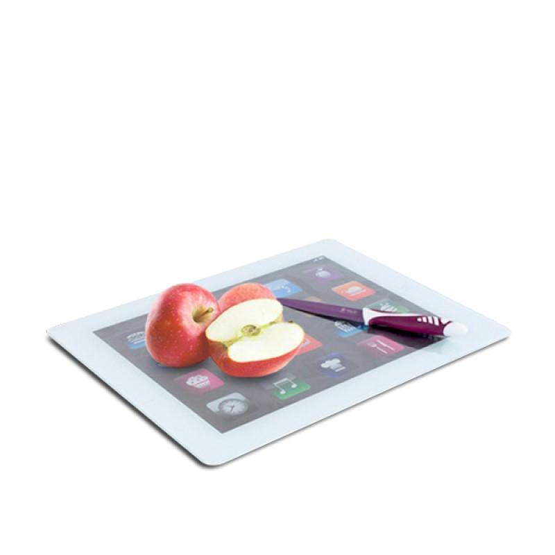Planche d couper en verre ipad g ant commentseruiner - Planche a decouper originale ...