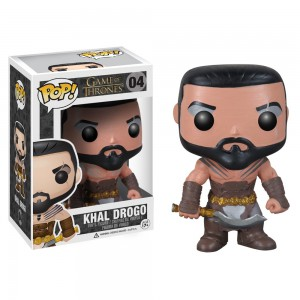 Figurine Pop! Game of Thrones Khal Drogo