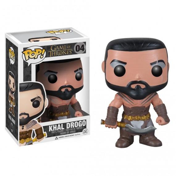 Figurine Pop! Game of Thrones Khal Drogo
