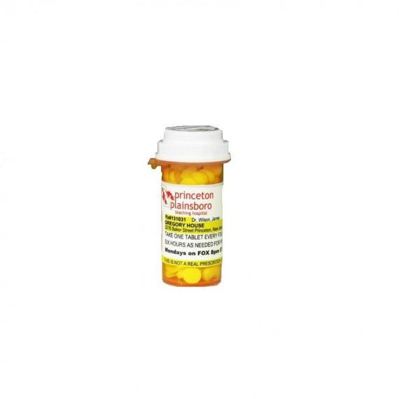 Tube de Vicodin du Dr House
