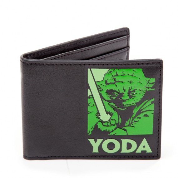 Porte Feuille Star Wars Yoda