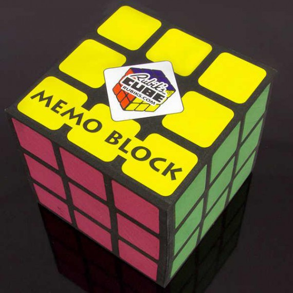Bloc Notes Rubik's Cube