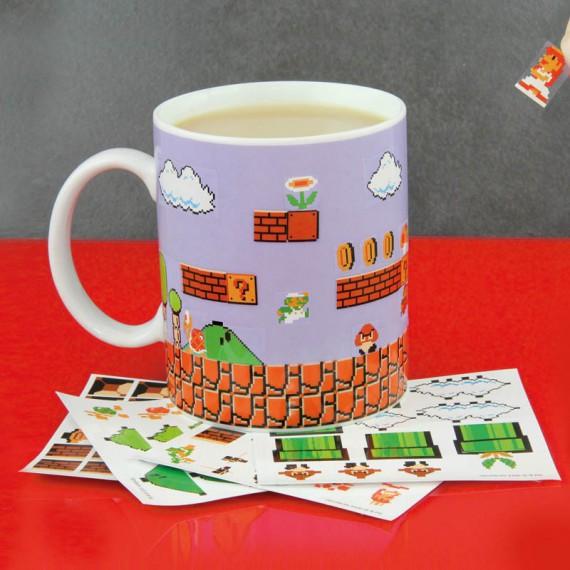 Mug personnalisable Nintendo Mario Bros