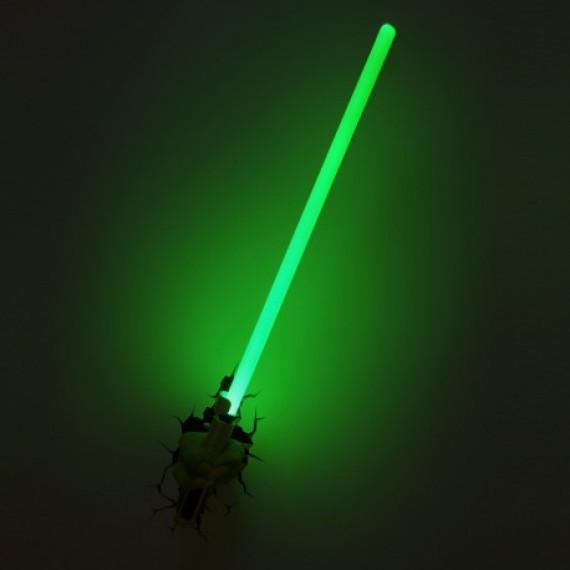 Lampe sabre laser star wars - Lampe de chevet star wars ...