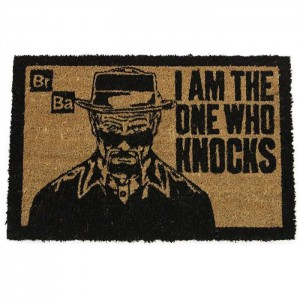 Paillasson Breaking Bad I am the one who knocks